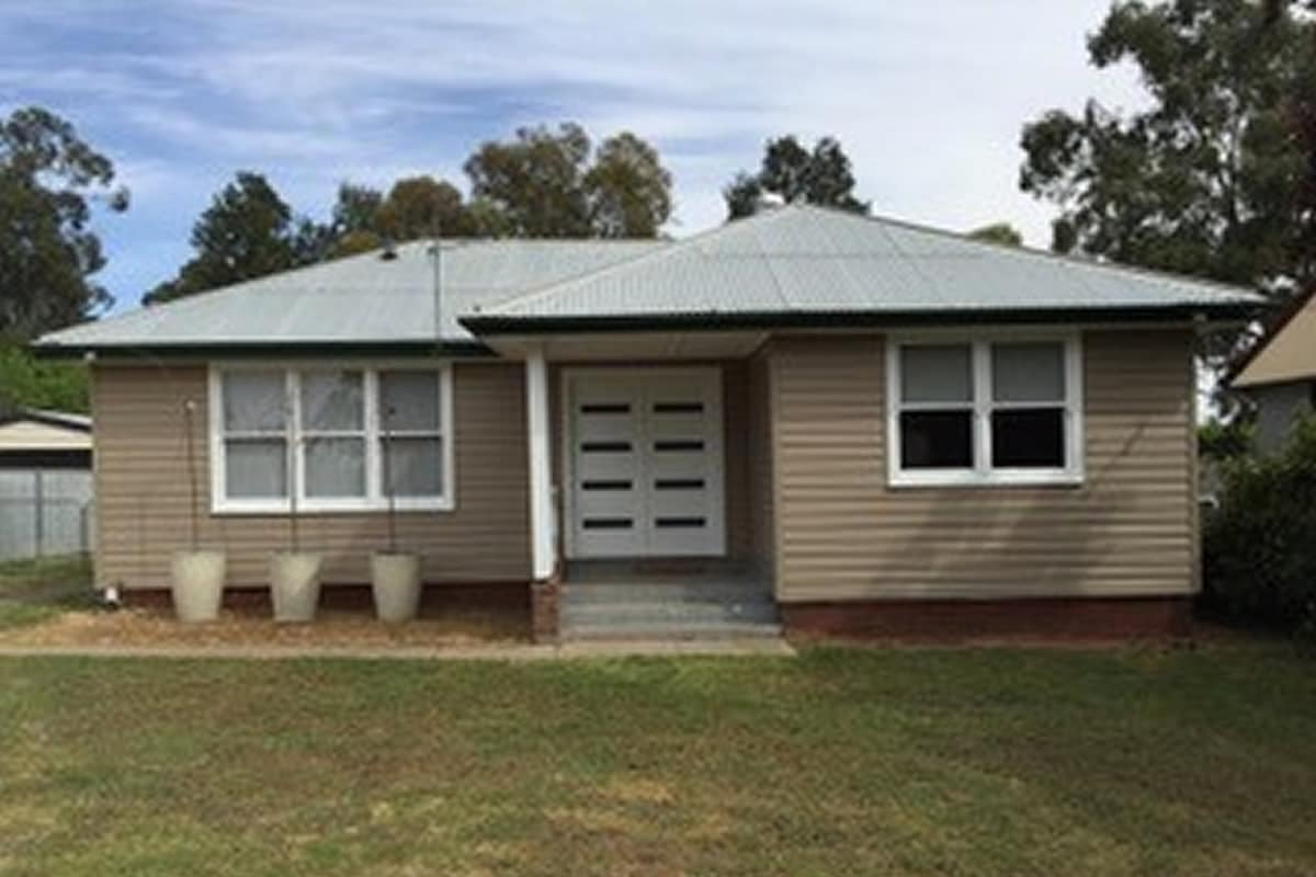 House With Cladding In Coffs Harbour